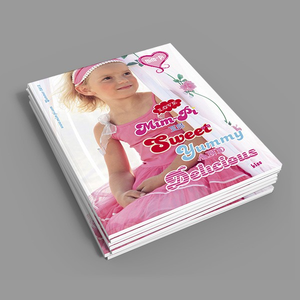 Mim-Pi collectie magazine zomer 2012